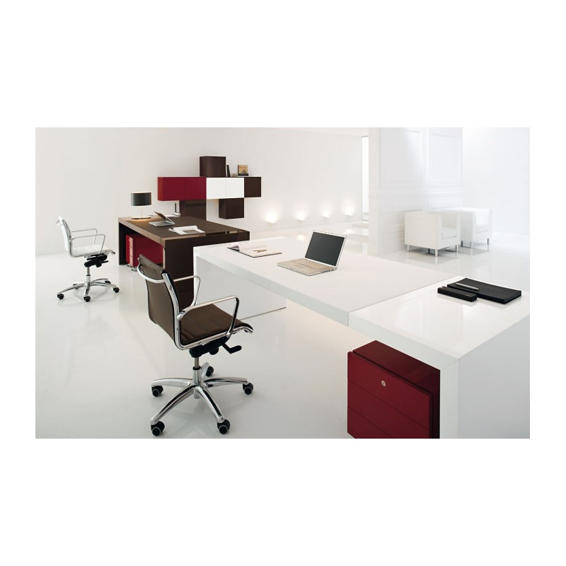 Bureau et mobilier de direction kyo for Bureau direction