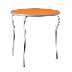 Tables collectivités empilables Collection Kiron