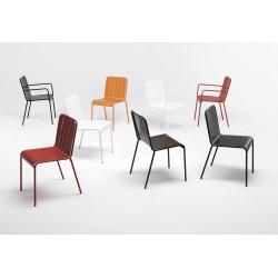 Chaise collectivités Collection Stripes