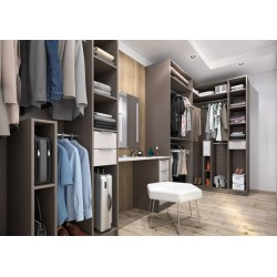 Dressing Room sur mesure - Gamme Dressing Excellence