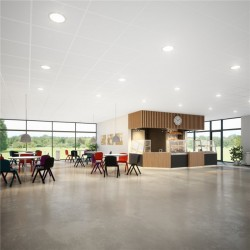 Plafonds modulaires