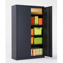 Armoires portes battantes rangement bureau mobilier professionnel