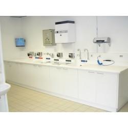 Paillasse mobilier laboratoires