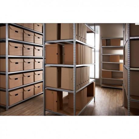 Rayonnage archive et bureau