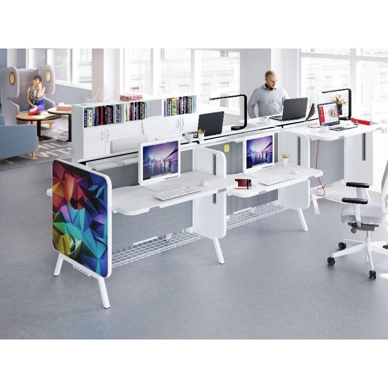 stand up bureau r glable en hauteur bureau techniconcept. Black Bedroom Furniture Sets. Home Design Ideas
